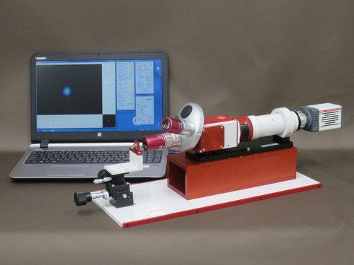 光ビーム発光形状計測技術