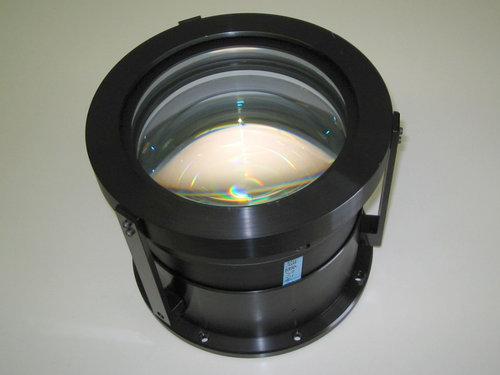 特殊光学ユニットの設計製作技術