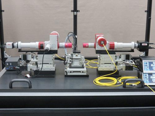 シリコンフォトニクス導波路損失測定装置