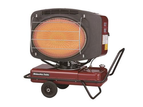赤外線灯油ヒーター VAL6 シリーズ