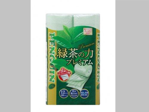ペンギン緑茶の力シリーズ