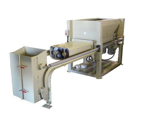 スクリュー式圧縮梱包機