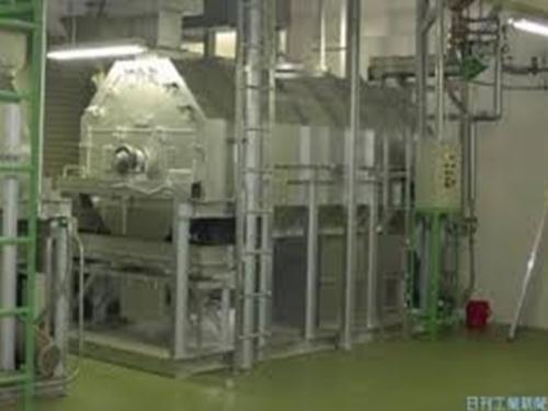 焙煎装置:穀類用全自動焙煎機