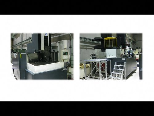 最新の特殊加工機が小型~大型まで多数揃っています。