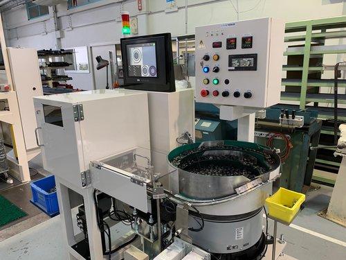 治具100%内製化、内製専用機で事業拡大の原動力