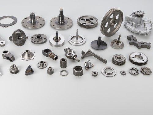 各材質の製品例