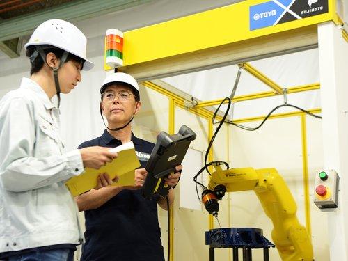 『産業用ロボット特別教育』