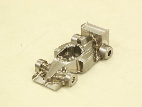 金属・樹脂試作機械加工