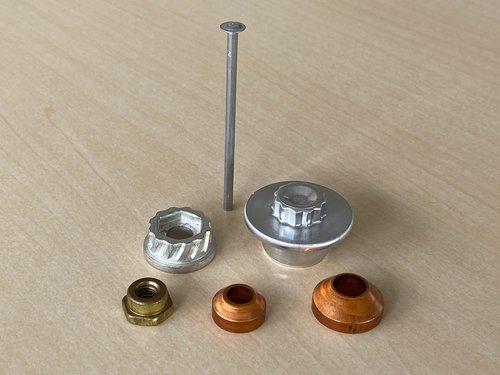 各種非鉄金属製品
