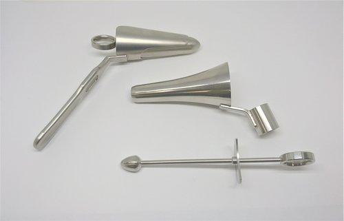 医療器具 肛門鏡組立後サンプル品