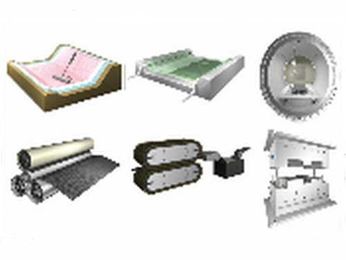 幅広いFRPの成形技術をカバー