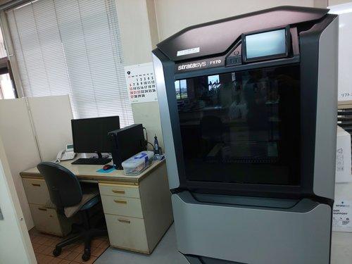 レーザーヘッド部品/3DCAD/3Dプリンタ