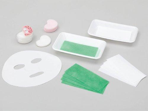 レーヨンを積層したパルプエアレイド不織布製品例
