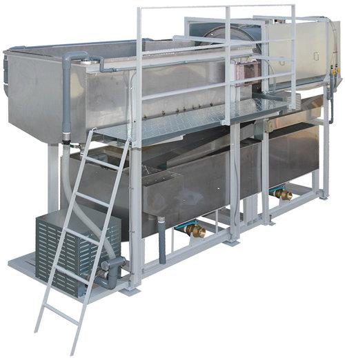 食品洗浄機械