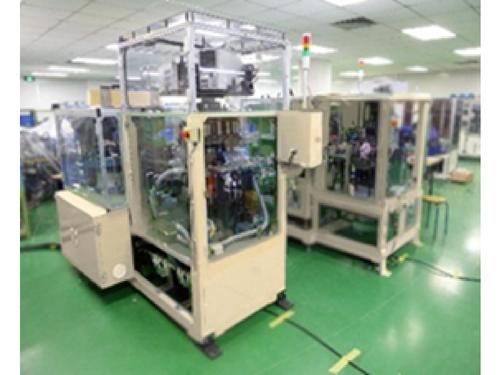 アルカリ電池製造設備