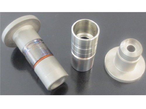 磁性焼鈍熱歪と窒化膜厚寸法変化5~6μ以内