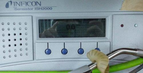 水素検査機