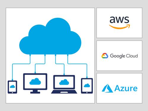 クラウドシステム開発(AWS、Azure、GCP)