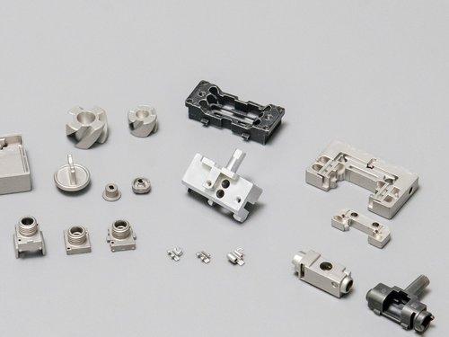 金属粉末射出成形(MIM)による金属部品の製造