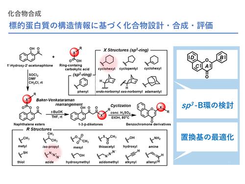 化合物合成