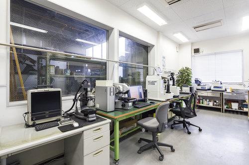 ISO/IEC17025 試験所認定  検査室