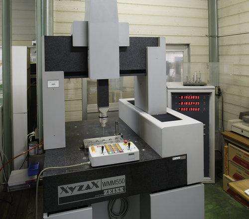 世界の基準となる測定機で品質保証